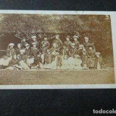Fotografía antigua: BRIGHTON INGLATERRA CARTE DE VISITE RETRATO DE DAMAS ALTA SOCIEDAD LOMBARDI FOTOGRAFO SIGLO XIX. Lote 226349535