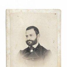 Photographie ancienne: LEANDRO FOTOGRAFO DE CAMARA DE SSMM PAMPLONA BILBAO. Lote 253909045