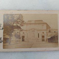 Fotografía antigua: CARTE DE VISITE VICHY CASINO. Lote 255945250