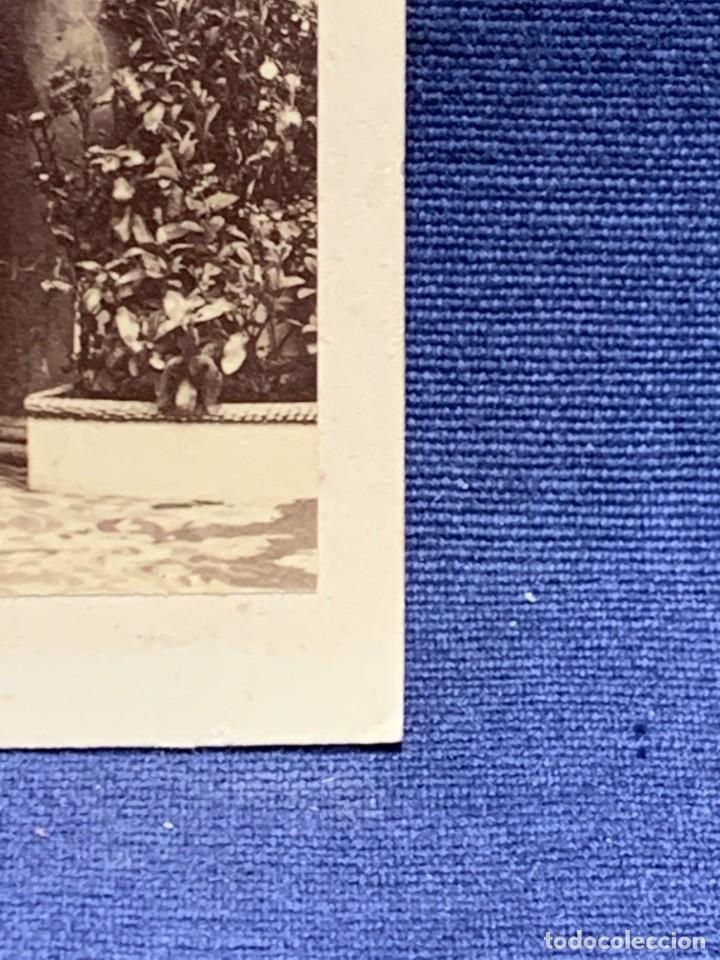 Fotografía antigua: CDV ARTISTA MUSICA TENOR ENRICO TAMBERLICK DISDERI MAISON GIROUX PARIS S XIX - Foto 16 - 260514925