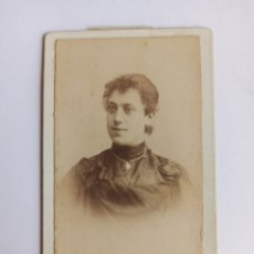 Fotografía antigua: FOTOGRAFÍA ANTIGUA, CDV. FRANCISCO ZAGALA. PONTEVEDRA, FF. S. XIX, PP. S. XX. GALICIA.. Lote 261356985