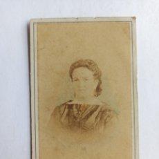 Fotografía antigua: FOTOGRAFÍA, CDV. N. MESTRE, LA HABANA. CUBA, FF. S. XIX.. Lote 266766958