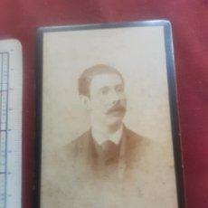 Fotografía antigua: BILBAO, L. DE RÉGIL FOTÓGRAFO. CARTE DE VISITE. Lote 269158958