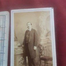 Fotografía antigua: LA HABANA, SIGLO XIX. CARTE DE VISITE. Lote 269159013