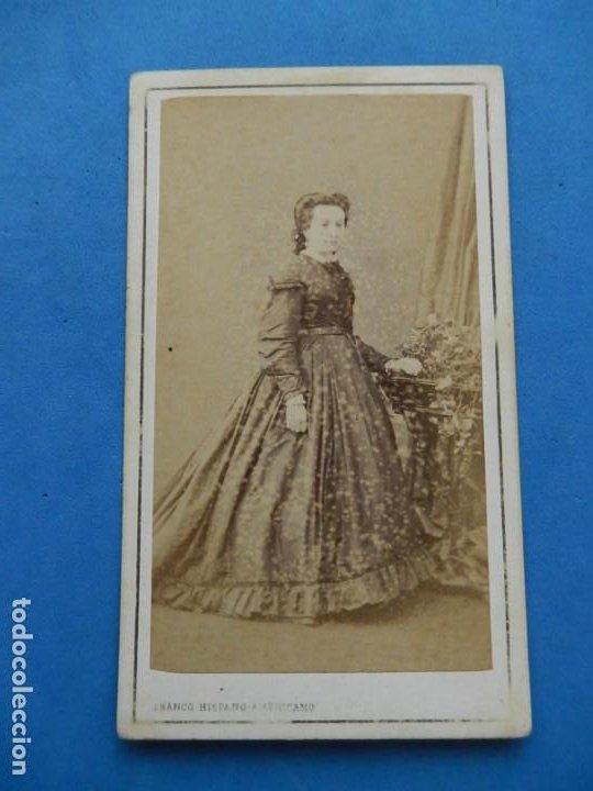 Fotografía antigua: Fotografías. Damas y caballeros. Varios fotógrafos. Barcelona. Último tercio siglo XIX. - Foto 10 - 271991578