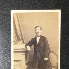Fotografia antica: HABANA , CUBA , FOT. FERNÁNDEZ , CARTE DE VISITE , CDV , SIGLO XIX. Lote 273987833