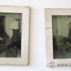 Fotografía antigua: DIAPOSITIVAS DE MOBILIARIO ARTISTICO. 6X6 .. ENVIO GRATIS¡¡¡. Lote 22491592