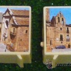 Fotografia antica: LOTE DE 34 VISORES DIAPOSITIVAS TARREGA (LLEIDA) EN FORMA DE TV - AÑOS 70 (NUEVOS ESTRENAR EN CAJA). Lote 29784946