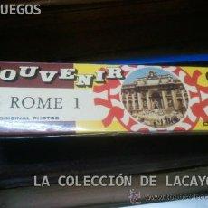 Fotografía antigua: ANTIGUA COLECCION DE 60 DIAPOSITIVAS DE ROMA 1. Lote 29907011
