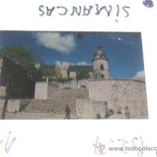 Fotografía antigua: SIMANCAS VALLADOLID LOTE 6 DIAPOSITIVAS AÑOS 60 REALIZADAS POR TURISTA. Lote 31340528