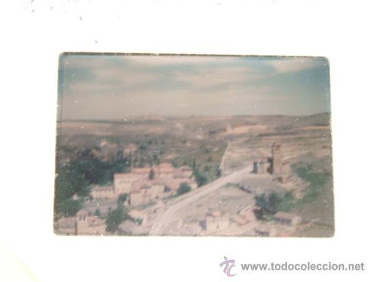 SEGOVIA LOTE 4 DIAPOSITIVAS KODAK AÑOS 60 REALIZADAS POR TURISTA INGLES (Fotografía Antigua - Diapositivas)