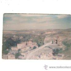 Fotografía antigua: SEGOVIA LOTE 4 DIAPOSITIVAS KODAK AÑOS 60 REALIZADAS POR TURISTA INGLES. Lote 31340555