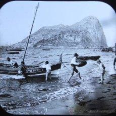 Fotografía antigua: 10 ANTIGUOS NEGATIVOS CLICHES FOTOGRAFIAS DIAPOSITIVAS SOBRE PLACA VIDRIO CRISTAL. Lote 32988702