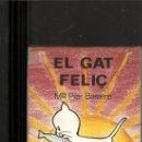 Fotografía antigua: EL GAT FELIÇ, (LIBRO + 24 DIAPOSITIVAS) . Lote 33066333