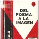 Fotografía antigua: DEL POEMA A LA IMAGEN: LORCA + MIGUEL HERNANDEZ + JUAN RAMON JIMENEZ (LIBRO + 36 DIAPOSITIVAS). Lote 33066444
