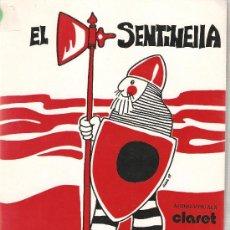 Fotografía antigua: EL SENTINELLA (LIBRO + 36 DIAPOSITIVAS) . Lote 33108902