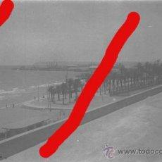 Photographie ancienne: ALICANTE ANTIGUO NEGATIVO ORIGINAL. HACIA 1945 TAMAÑO 9 X 6 CM. Lote 36186230