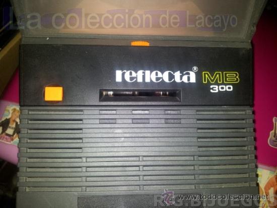 Fotografía antigua: VISOR DE DIAPOSITIVAS REFLECTA 300 MB - Foto 2 - 36549614