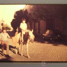 Fotografía antigua: UBEDA JAEN CONJUNTO 3 DIAPOSITIVAS 1970 POR VIAJERO AMERICANO. Lote 37408228