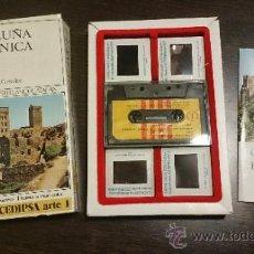 Fotografía antigua: AUDIOVISUAL CATALUÑA ROMÁNICA. Lote 37668085