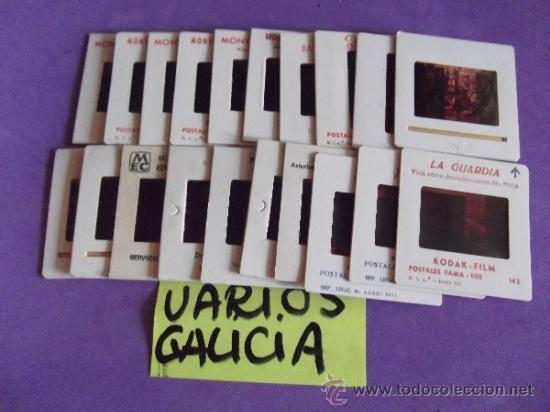 DIAPOSITIVAS ANTIGUAS-VARIOS GALICIA (Fotografía Antigua - Diapositivas)