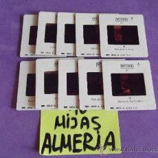 Fotografía antigua: DIAPOSITIVAS ANTIGUAS-ESPAÑA-ALMERIA-MIJAS. Lote 38481672