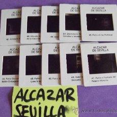 Fotografía antigua: DIAPOSITIVAS ANTIGUAS-ESPAÑA-SEVILLA. Lote 38481775
