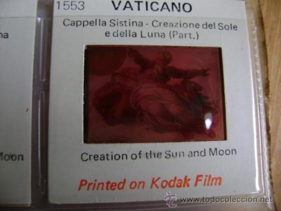 Fotografía antigua: Lote souvenir 60 diapositivas Vaticano + Roma + Venezia Venecia. Kodak film - Foto 4 - 39202104