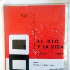 Fotografía antigua: DIAPOSITIVAS ENOSA. EL AGRICULTOR. Lote 39954819