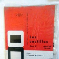Fotografía antigua: DIAPOSITIVAS ENOSA. LOS CASTILLOS.. Lote 39955129