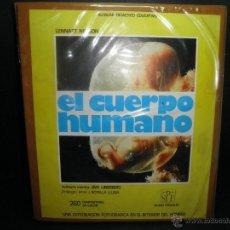 Fotografía antigua: ALBUM DE DIAPOSITIVAS EL CUERPO HUMANO DE LENNART NILSSON. Lote 40744651
