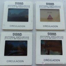 Fotografia antica: LOTE DE 80 SOBRE CIRCULACIÓN SEÑALIZACIÓN - EDITORIAL EXCLUSIVAS PONS DE MADRID - ESCUELA D CHOFERES. Lote 41977418