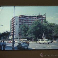 Fotografia antica: PAMPLONA HOTEL TRES REYES DIAPOSITIVA KODAK AÑOS 60 POR VIAJERO AMERICANO. Lote 42577014