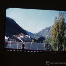 Fotografía antigua: ANDORRA DIAPOSITIVA 1957. Lote 43566233