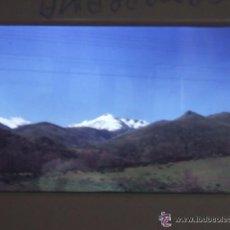 Fotografía antigua: SIERRA DE GUADARRAMA MADRID DIAPOSITIVA AÑOS 60. Lote 44469157