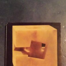 Fotografía antigua: CHILLIDA II. DIAPOSITIVAS. 1973. MADERA, ALABASTRO, COLLAGES.. Lote 45114453