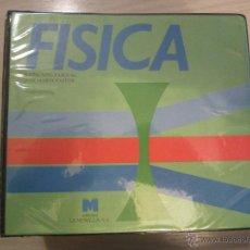 Fotografía antigua: COLECCION DE DIAPOSITIVAS DE FISICA (243 DIAPOSITIVAS). Lote 45074142