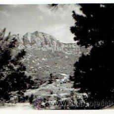 Fotografía antigua: FOTOGRAFIA ANTIGUA, VALLDAN MIDE 9 X 6 CM . Lote 45680738