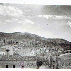 Fotografía antigua: FOTOGRAFIA ANTIGUA OLIANA, MIDE 9 X 6,5 CM. Lote 45694261