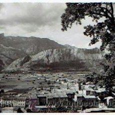 Fotografía antigua: FOTOGRAFIA ANTIGUA DE OLIANA, MIDE 9 X 6 CM. Lote 45694496