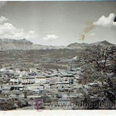 Fotografía antigua: FOTOGRAFIA ANTIGUA DE OLIANA, MIDE 9X 6 CM. Lote 45694527