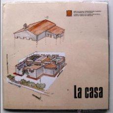 Fotografía antigua: LA CASA - XAVIER SUST, MARIA ANTONIA CARDONA - CON 18 DIAPOSITIVAS (CATALÀ) 1986 BPY. Lote 46530761