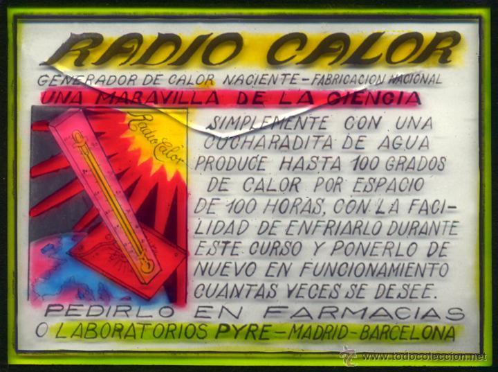 Fotografía antigua: Dipositivas Publicidad en cine laboratorios Pyre - Foto 4 - 46980535
