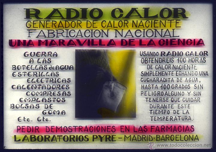 Fotografía antigua: Dipositivas Publicidad en cine laboratorios Pyre - Foto 5 - 46980535