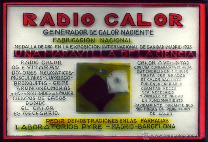 Fotografía antigua: Dipositivas Publicidad en cine laboratorios Pyre - Foto 6 - 46980535