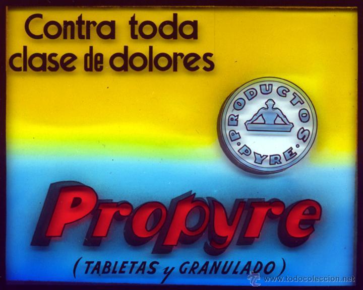 Fotografía antigua: Dipositivas Publicidad en cine laboratorios Pyre - Foto 8 - 46980535