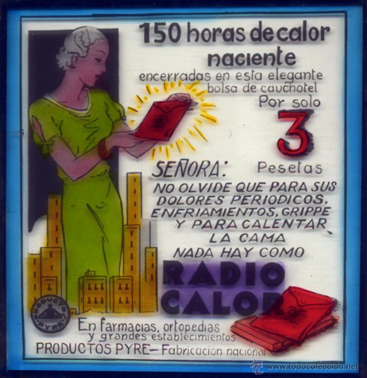 Fotografía antigua: Dipositivas Publicidad en cine laboratorios Pyre - Foto 9 - 46980535
