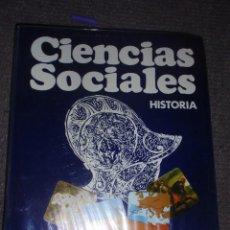 Fotografía antigua: CIENCIAS SOCIALES HISTORIA. EDICIONES SALMA. 198 DIAPOSITIVAS, FALTAN 2.. Lote 47207319