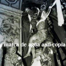 Fotografía antigua: SEMANA SANTA SEVILLA . HERMANDAD DE LA QUINTA ANGUSTIA . FINAL AÑOS 50 . LOTE 2 CLICHÉS-NEGATIVOS. Lote 48602610