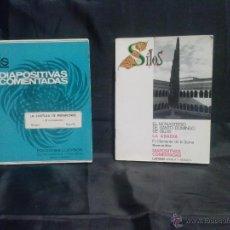 Fotografía antigua: LA CARTUJA DE MIRAFLORES + SANTO DOMINGO DE SILOS. Lote 48642776